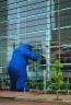 Peur bleue sur la ville