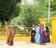 Brésil - Planaltina - Templo Vale do Amanhecer - Photos Arlette Rollot