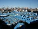 Maroc - Esaouira port de pêche - Arlette Rollot