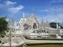 2014 06 21 - Thailande - Chiang Rai - Wat Rong Khun - Flèche brisée  P1080181