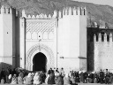 05 - Maroc - Fes Porte médiévale Bad Chorfa
