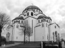 07 - Serbie - Belgrade Eglise St Sava