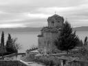 09 - Macedoine - Ohrid - Eglise St jean 13è S.
