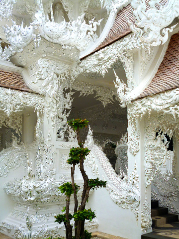 2014 06 21 - Thaïlande - Chiang Rai - Wat Rong Khun P1080234