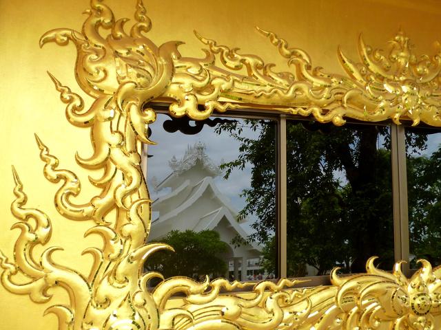 2014 06 21 - Thaïlande - Chiang Rai - Wat Rong Khun P1080282